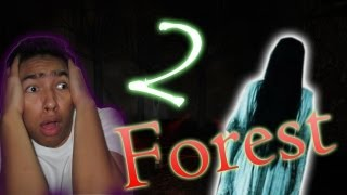 Forest game Ep.2 // La novia de SLENDERMAN (juego de miedo)