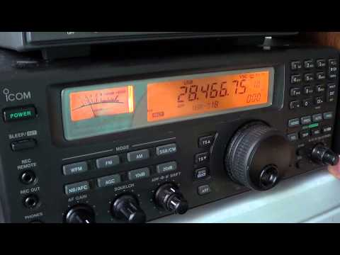 DL7OK German amateur radio station 10 meters