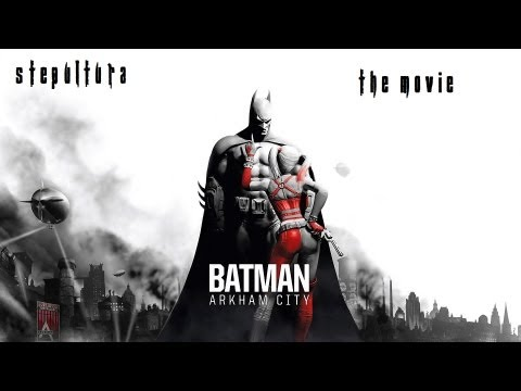 Batman Arkham City [Game Movie]