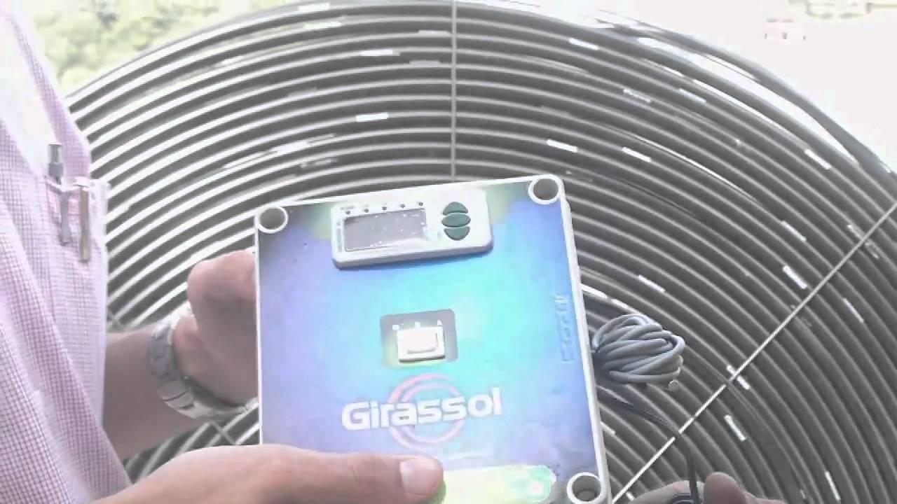 Painel de Automatização Girassol Solar Piscinas Jundiaí  YouTube