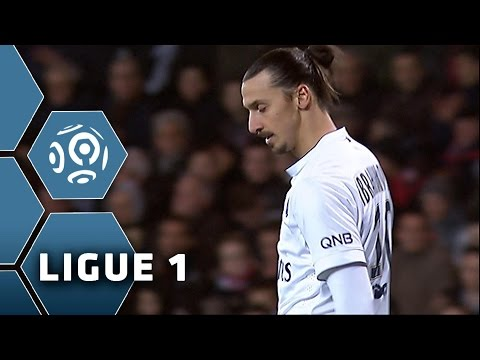 EA Guingamp - Paris Saint-Germain (1-0)  - Résumé - (EAG - PSG) / 2014-15
