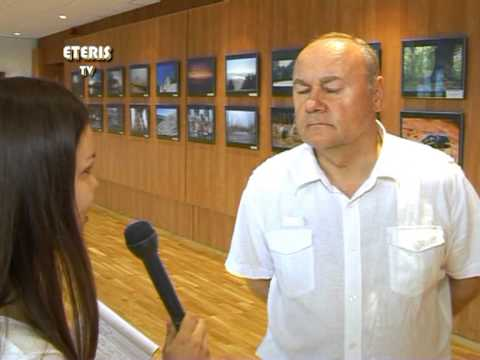 "ETERIS TV 2013.05.21 Birštone atidaryta fotostudijos ""Varpas"" fotografijų paroda"