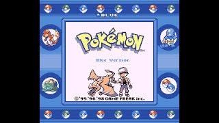 Pokemon Blue Version, PART 8!   LIVE!!!