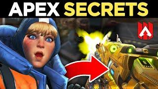 Top 20 Secrets In Apex Legends Season 2