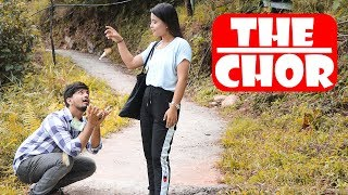 Chor |Modern Love|Nepali Comedy Short Film |SNS Entertainment