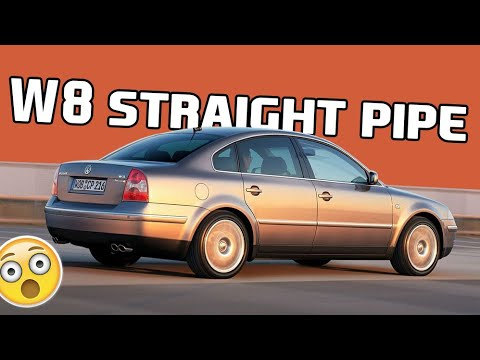 Incredible Straight Pipe Exhaust Systems #1