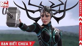 """7 sự thật bất ngờ về Hela: nữ ác nhân mạnh hơn Odin khiến Thor """"ăn hành ngập mặt"""""""