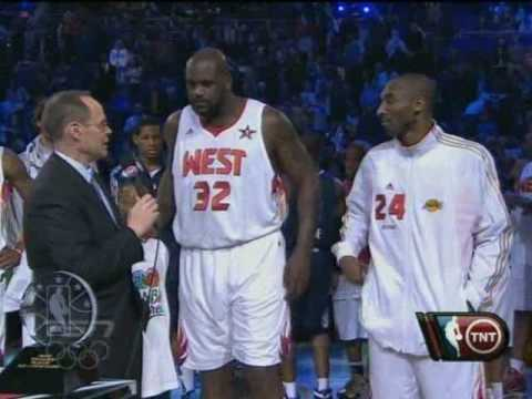 SHAQUILLE O'NEAL All Star Game 2009 Highlights HQ