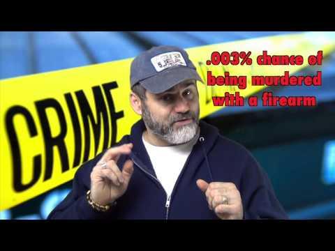 Bob Costas & Gun Control (Biased or bad at math?)