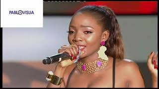 SIMI PERFORM JOROMI AT AFRIMA 2017