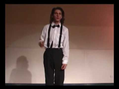 War of the Worlds - Orson Welles - Year 11 Drama Solo