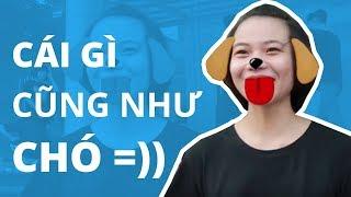 Chết cười với thanh niên thích làm chó || Trà Chanh TV