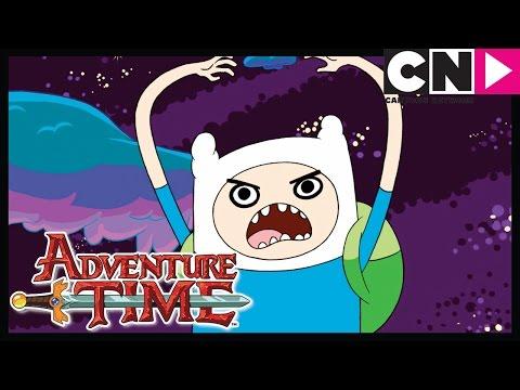 Время приключений | Неладно что-то в пупырчатом королевстве | Cartoon Network