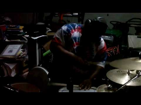 Judith Christie McAllister - Let's Praise The Lord (Drum Cover)