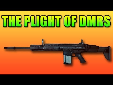 Why DMRs Suck And What Should Be Done (Battlefield 4 Gameplay/Commentary)