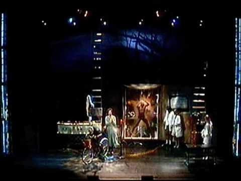 Julian Essex-Spurrier as 'Rocky' in The Rocky Horror Show 2006