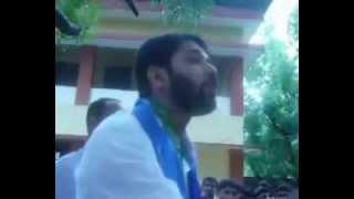 KSU election campaign led by Shafi Parambil