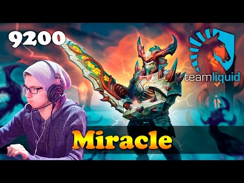 Miracle Sven Highlights Dota 2