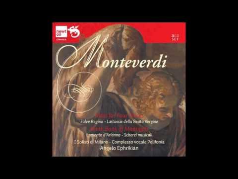Монтеверди Клаудио - Bel pastor dal cui bel guardo