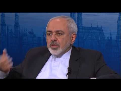 "Zarif: ""Israel using nuclear 'threat' to hide its atrocities against Palestinians""  BR Pool, Reuters"