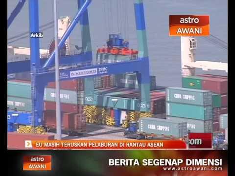 EU masih teruskan pelaburan di rantau ASEAN