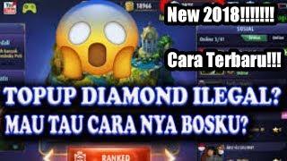 Tutorial TopUp Diamond ilegal  Mobile Legends  Terbaru!! 4.58 MB
