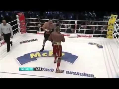 Виталий Кличко  против Шеннон Бриггс