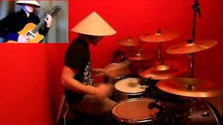 Эван Добсон Транс на гитаре+ударные