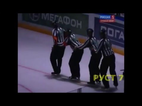 Funny moments in KHL