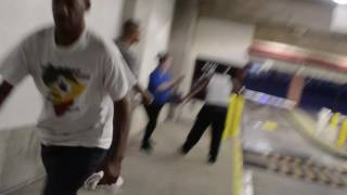 EXCLUSIVE VIDEO FROM THE DOWNTOWN DALLAS SHOOTING on 7/7/16.