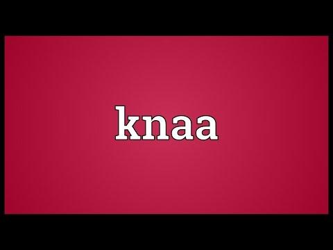 Header of knaa