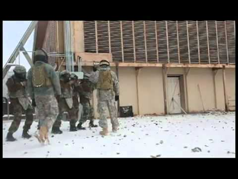 Yudh Abhyas 2010 - US-Indian Army Soldiers Conduct Assault Training