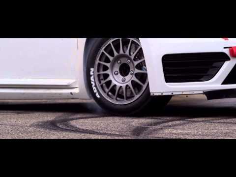 Tanner Foust | GRC Volkswagen Beetle Testing [Teaser]