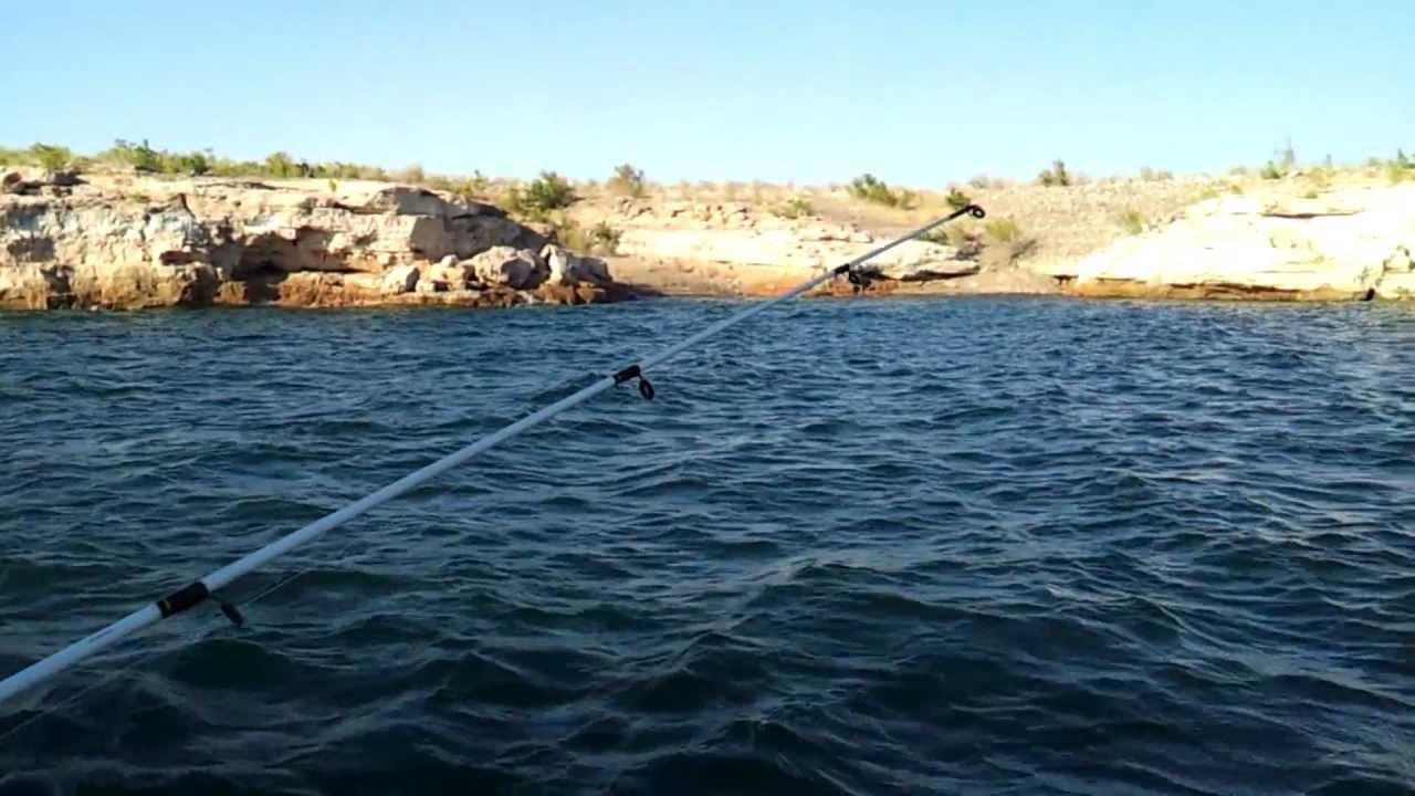 Lake Mead Fishing May 2012 Youtube