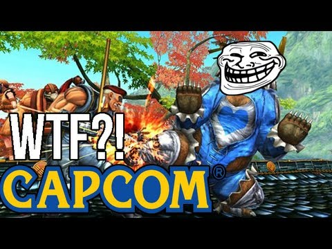 WTF?! Street Fighter x Tekken Angry Rant!