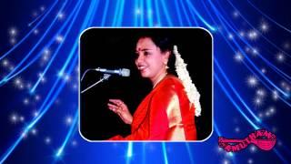 Vandhe Matharam  - Bharathiyar Padalhal - Sudha Ragunathan