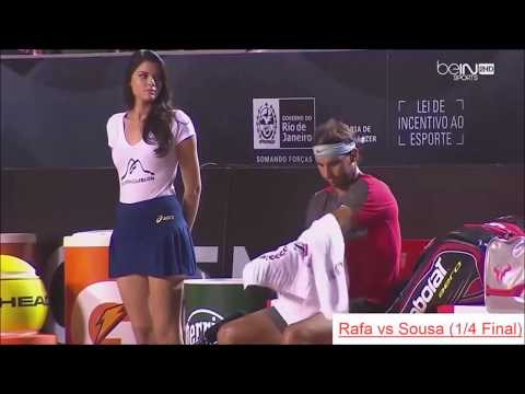 10 Funniest Tennis Moments Caught on Cam
