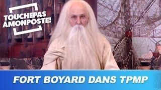 Les épreuves de Fort Boyard dans TPMP !