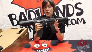 Tippmann X7 Phenom Super Pack Unboxing - Official Badlands Paintball