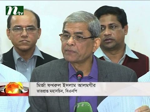 Feni BNP chiefs house attacked   Fakhrul | News & Current Affairs