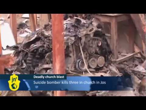 Car Bomb Driven into Christian Church in Jos, Nigeria: Boko Haram Terrorists hit Church of Christ