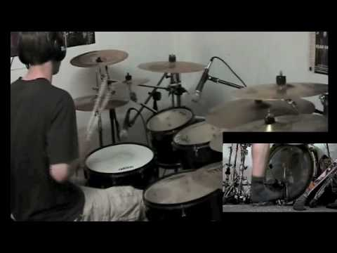 Slipknot - Psychosocial (drum Cover) video