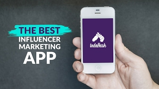 What is indaHash? || Best Influencer Marketing App