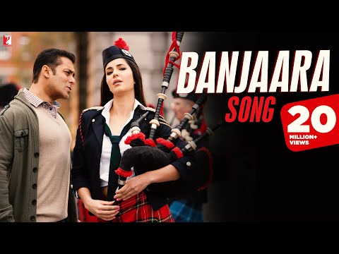 Banjaara - Song - Ek Tha Tiger - Salman Khan & Katrina Kaif video