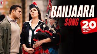 Banjaara Song | Ek Tha Tiger | Salman Khan | Katrina Kaif | Sukhwinder Singh