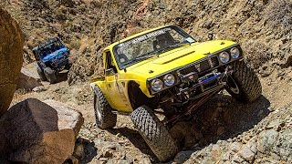 Rockcrawling the Isham Canyon Trail - Ultimate Adventure 2016