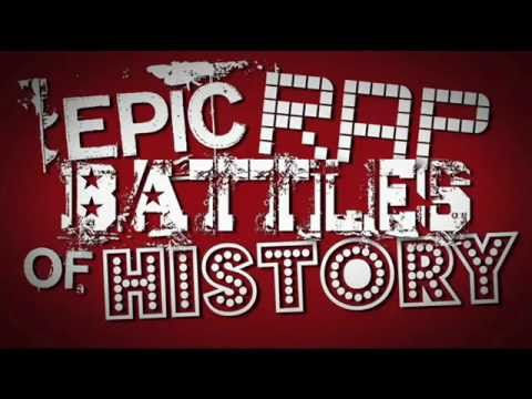 Epic Rap Battles Of History - Barney Vs. Clifford!