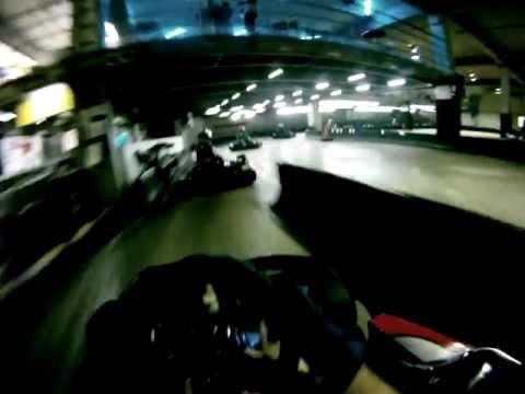 Go Kart @ Easykart Thailand – Drivers Training 2011