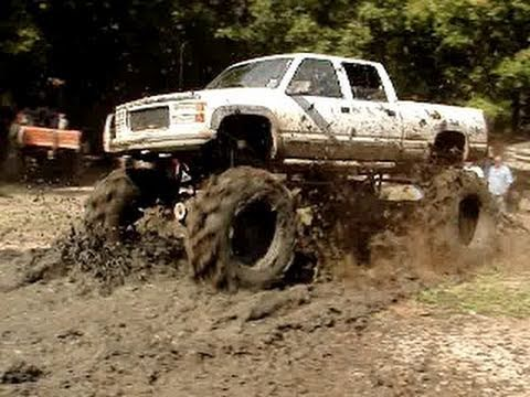 4x4 Mud Truck Pictures 4x4 Mud Truck Stuck Bad at