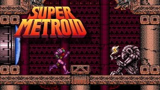 Super Metroid (SNES) - Chapter 15 - Obtaining Screwattack - (100%)